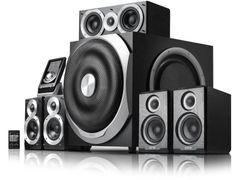 Edifier S550 Encore 5.1 Speaker Blk