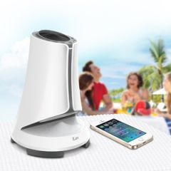iLUV SyrenPro Weather-resistant outdoor wireless Bluetooth® speaker