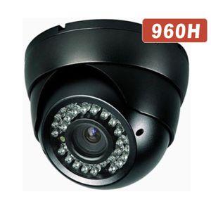 EyeONet 2299B 700TV Line 2.8-12mm Len, 36IR, Indoor/Outdoor - Black