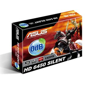 ASUS EAH6450 Silent 1GB DDR3 PCI Express 2.1