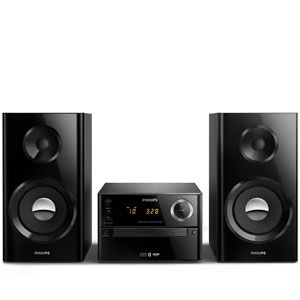 Philips BTM2180 Micro Music System - Refurbished