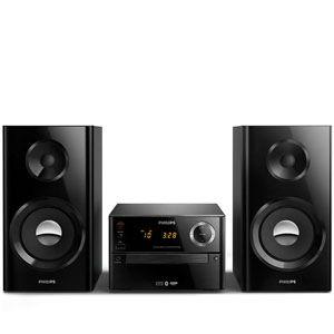 Philips BTM2180 Micro Music System - Refurbished