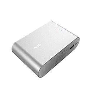 AviiQ Take Charge 10400MAH Power Bank - Silver