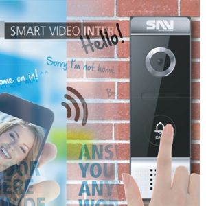 SAV IP388 Smart Video Intercom