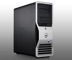 DELL PERCISION T7500 2X INTEL XEON E5507 W/2TB HDD