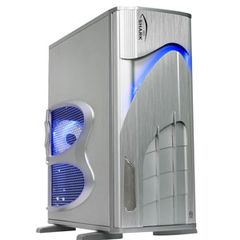 Thermaltake SHARK VA7000BWA Silver Aluminum ATX Full Tower