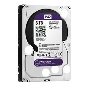"""WD Purple 6TB 3.5"""" SATA3 64MB WD60PURX"""