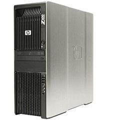 HP Z600 WORKSTATION SYSTEM