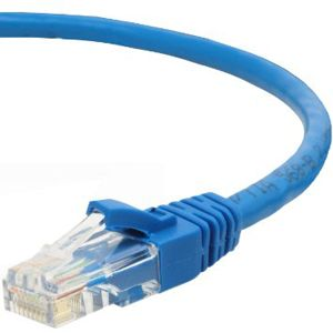 CAT6 RJ45 10/100/1000 Straight/Patch Network Cable - 10 Ft.