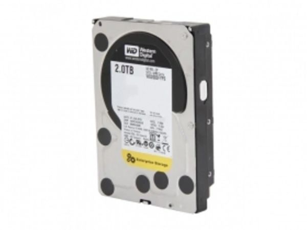 "WD RE4-GP WD2003FYPS 2TB 64MB Cache SATA 3.0Gb/s 3.5"" Internal Hard Drive -PULL 6 months warranty"