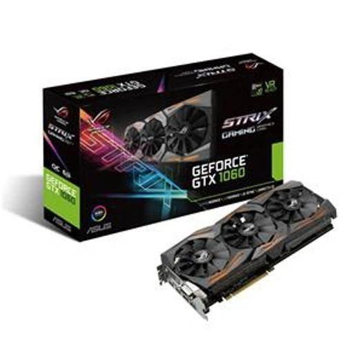 ASUS ROG Strix GeForce GTX 1060 6GB Gaming