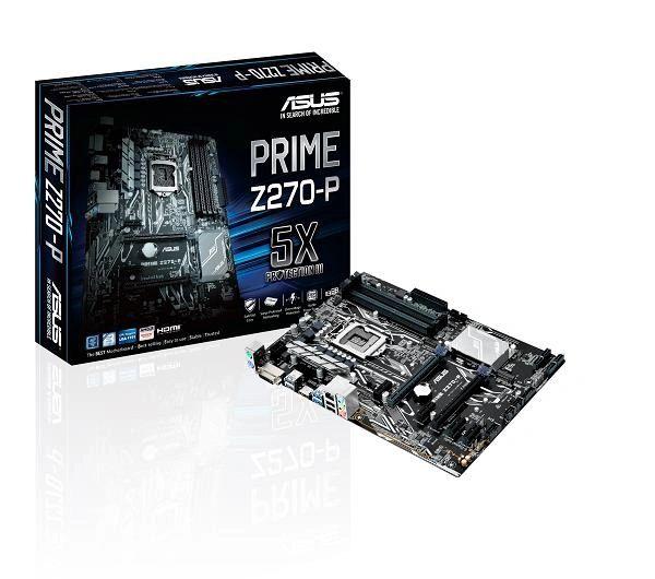 ASUS PRIME Z270-P Socket 1151 Intel Z270