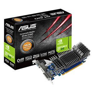 Asus Geforece GT610 Silent 2GB DDR3 PCIE 2.0