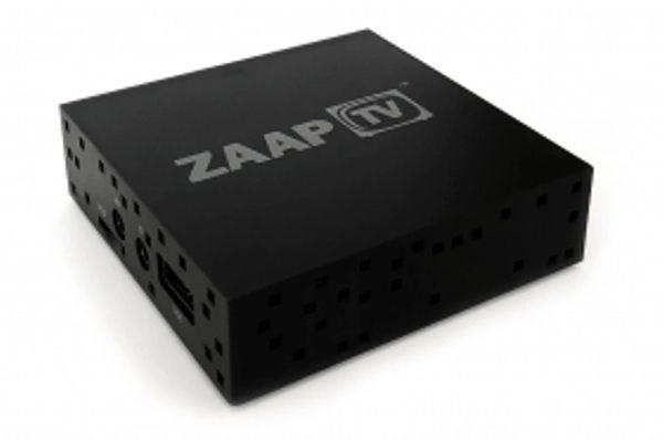 ZaapTV™ HD709N Quad Core 4K Arabic IPTV Media Box w/ Kodi-2018 edition 2 year Service