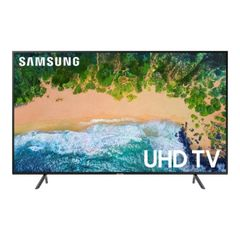 "Samsung 58"" NU7100 4K UHD 120 Motion Rate Smart TV -UN58NU7100"