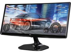"LG 25UM58-P 25"" Class 21:9 UltraWide Full HD IPS Monitor"