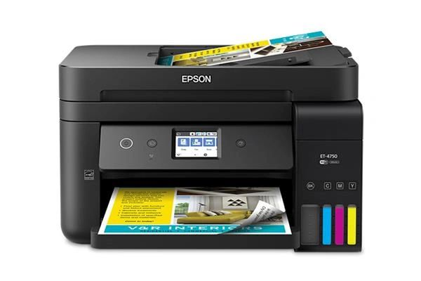 Epson Expression ET-4750 EcoTank All-in-One Printer
