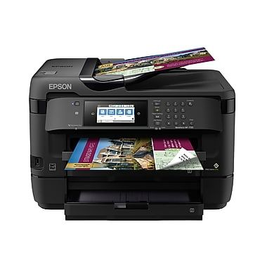 Epson WorkForce Pro WF-3720 Wireless All-In-One Inkjet Printer