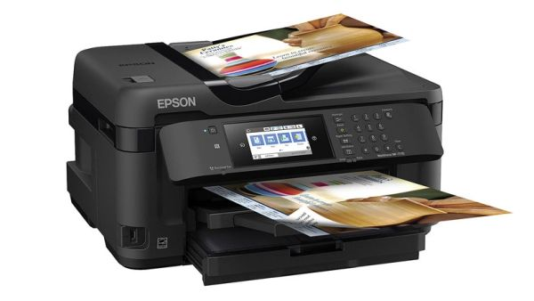 Epson WorkForce WF-7710 Inkjet Multifunction Printer
