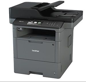 Brother MFC-L6700DW Laser Monochrome Multifunction Printer