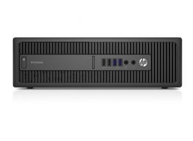 HP Elite 800 G2 SFF Desktop - Intel Core i5 6300 ,8GB,500GB,DVDRW, Windows 10 PRO