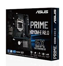 ASUS PRIME H310M-E R2.0 Motherboard