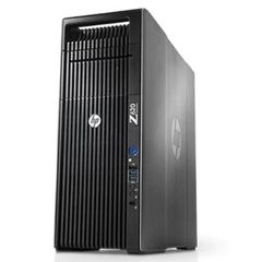 HP Z620 Workstation, Intel XEON E5-2630 V2@2.60GHz