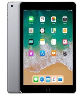"Apple iPAD Air 2 WiFi 10"" 128GB Tablet - Refurbished- A1566"