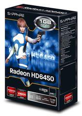 Sapphire Radeon Hd 6450 1 GB DDR3 Hdmi/Dvi-D/Vga PCi-Express Graphics Card