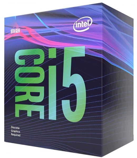 Intel Core i5-9400F Coffee Lake 6-Core/6-Thread Processor