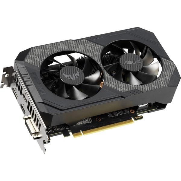 ASUS TUF Gaming GeForce GTX 1660 Ti 6GB Dual Fan Overclocked Edition GDDR6 1845 MHz