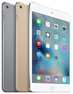 iPad mini 4 Wi-Fi 16GB Refurbished