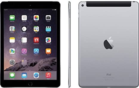 "Apple iPAD Air 2 WiFi 10"" 64GB Tablet - Refurbished"