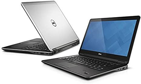 "Dell Latitude E7240 Laptop Core i7 4600u 2.1GHz 16GB RAM 256GB SSD Win 10 Pro 12.5"" HD LCD Webcam Refurbished"