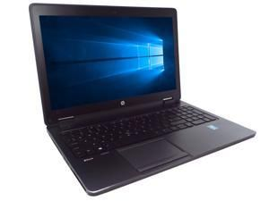 """HP Zbook 15 Workstation Laptop-Intel Core i7-4600M 2.9Ghz,8GB (upgradeable to 32GB) ,500GB, Nvidia Quadro K2100M 2GB Video Card, 15.6"""" ,Win 10 PRO - 1 Year Warranty"""