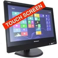 "Lenovo ThinkCentre M93Z TOUCH All-In-One, WEBCAM / WIFI 23"" FHD, Intel i5-4570S, 8GB RAM, 240GB SSD HDD, REFURBISHED"