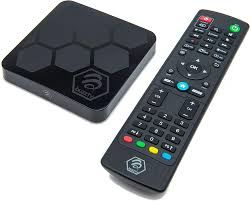 BUZZTV XRS-4500 4K Android 9 IPTV Media Box- 2GB/16G Quad Core