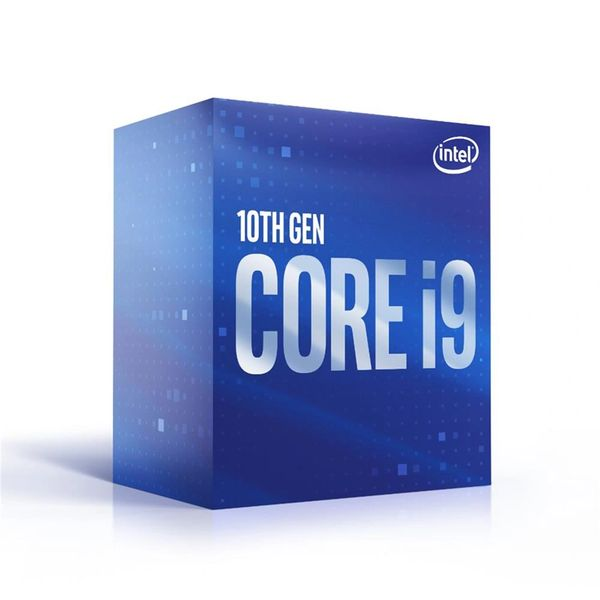Intel Core i9-10900 10-Core 20-Thread Desktop Processor - Socket LGA 1200 (400 Series) , 2.8 GHz Base 5.1 GHz Turbo - 65W 10th Gen Boxed Discrete GPU Required (BX8070110900)