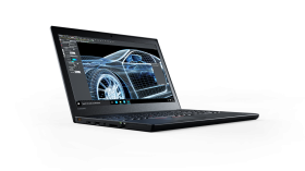"Lenovo ThinkPad P50 Workstation Laptop- Intel Quad Core i7-6700HQ 2.7Ghz,16GB,512GB SSD ,Dedicated Nvidia Quadro M1000M 2G Video Card + 1X Intel HD530 1GB, 15.6"" TFT, Windows 10 PRO( MAR), 1 Year Warranty"