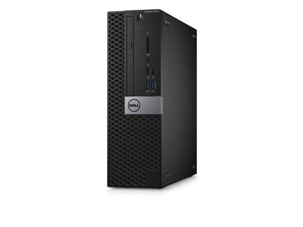 DELL Optiplex 5050 Intel Core i5-7600T 2.80 GHz, 8GB, 256GB SSD, Win 10 Pro Refurbished