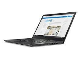 "Lenovo ThinkPad T470, 14"", Core i5-7300U, 16GB, 256GB, Win 10 Pro - Refurbished"
