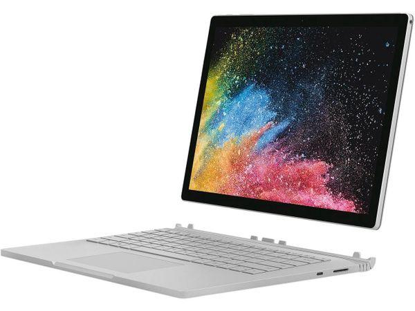 "Microsoft Surface Book 2 13.5"" 2-in-1 Laptop (Intel Core i5-7300U/256GB SSD/8GB RAM) - Eng - Refurbished"