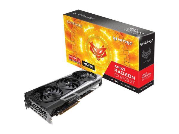 SAPPHIRE RX 6700 XT OC 12GB 11306-02-20G