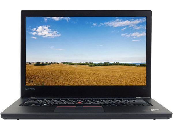 Lenovo Thinkpad T470s - Intel i7-7600U, 16Gb DDR4 Ram, 256Gb SSD, Windows 10 Pro * Refurbished *