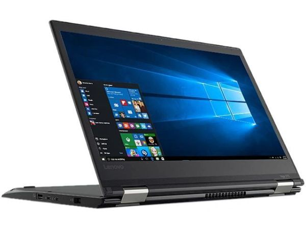 "LENOVO ThinkPad Yoga 370 13.3"" Intel Core i5-7300U / 256GB SSD / 8GB RAM / Windows 10 Professional Black"