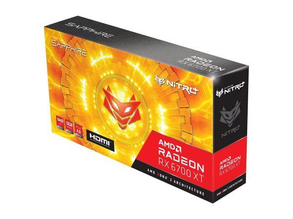 SAPPHIRE RX 6700 XT OC 12GB 11306-01-20G