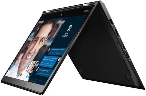 "LENOVO ThinkPad Yoga 370 13.3"" Intel Core i5-7300U / 256GB SSD / 16GB RAM / Windows 10 Professional Black"