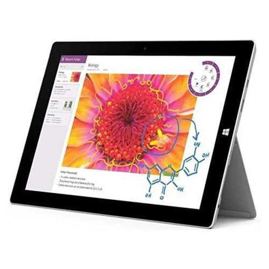 Microsoft Surface Pro 3 w/ Intel i5-4300U, 4GB RAM, 128GB SSD - Refurbished W/Keyboard
