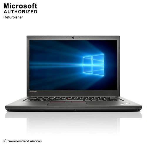 "LENOVO T450 INTEL I5 5300U ,16GB,1 TB G SSD HD , WIN 10 PRO 14"" TFT Refurbished"