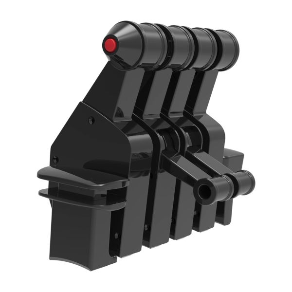 Honeycomb Throttle Pack for Airbus A319-A380 (PC)